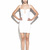 White Stadium Bustier Dress : Buy Designer Dresses Online at Nookie
