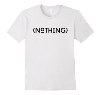 t-shirt nothing grunge black tumblr fashion quote on it alternative summer pretty hipster cool swag instagram clothes