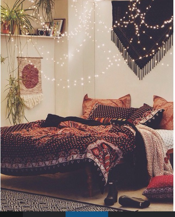 Bedroom Furniture For Kids Urban Outfitters Bedroom Decor Bedroom Door Colour Ideas Childrens Bedroom Ceiling Lights: Magical Thinking Farah Medallion Duvet Cover