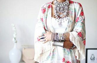 floral cardigan floral cardigan
