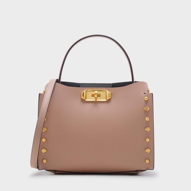 handbag pink bag