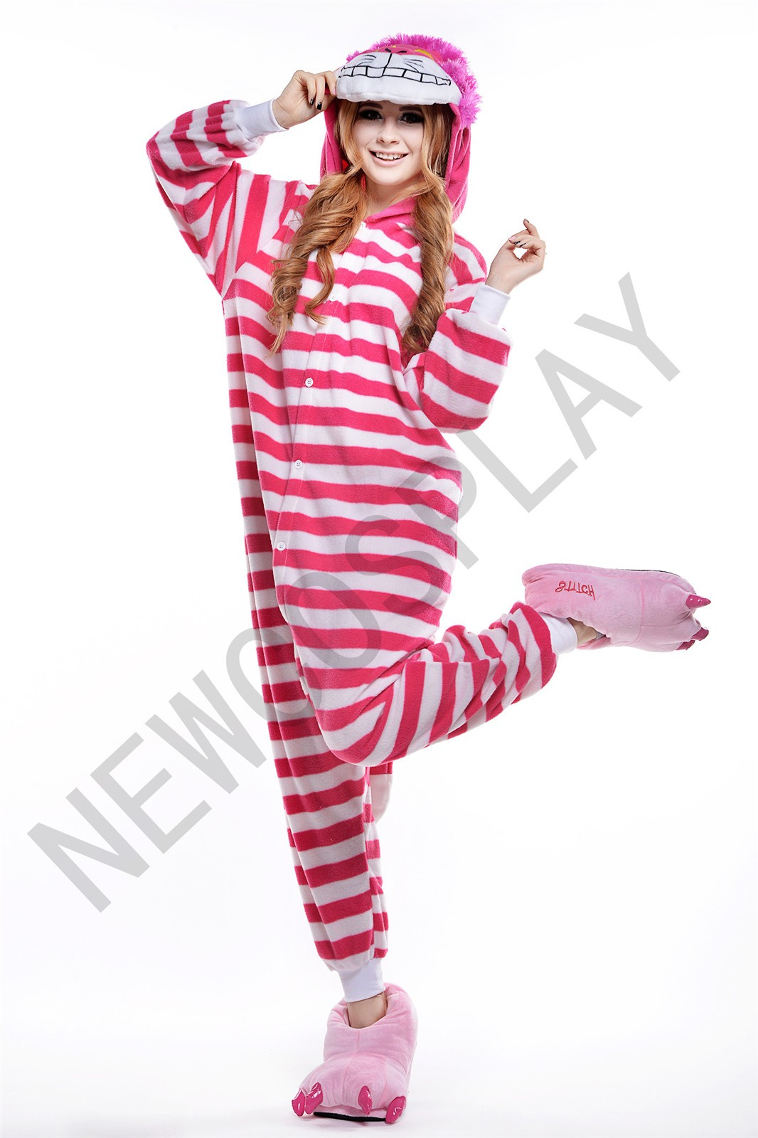 Cheshire Cat onesie by NEWCOSPLAY ONESIE
