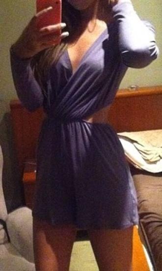 dress mini dress long sleeve dress
