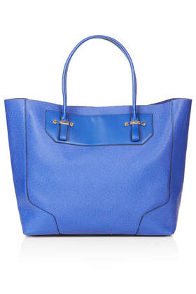 Saffiano Tote Bag - Bags & Wallets  - Bags & Accessories  - Topshop USA