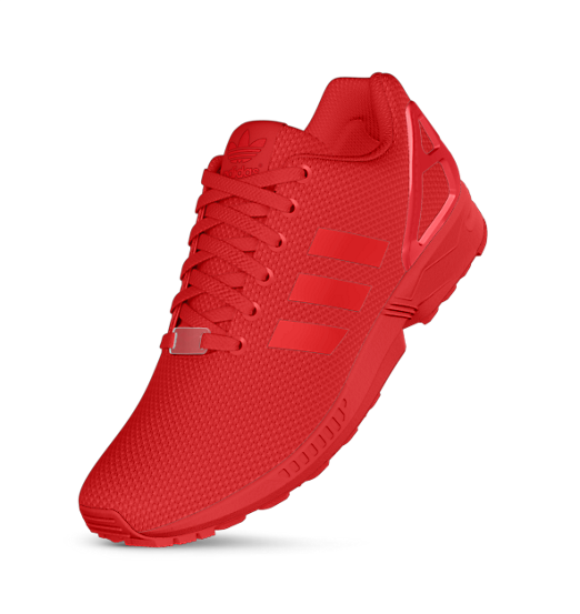 Adidas Flux Triple Red