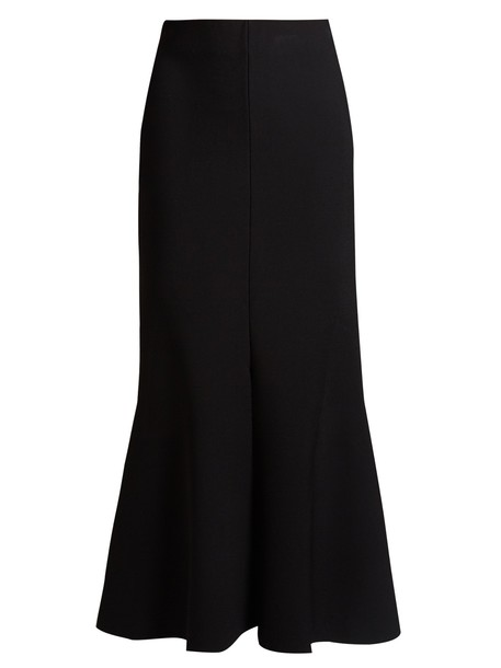 Stella McCartney skirt knit black
