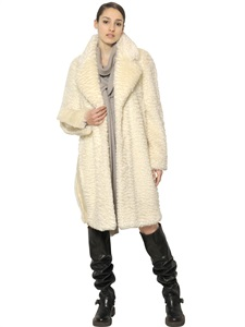 FUR & SHEARLING - MAISON MARTIN MARGIELA -  LUISAVIAROMA.COM - WOMEN'S CLOTHING - SALE