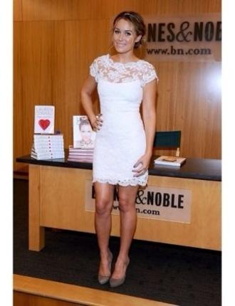 lauren conrad white dress