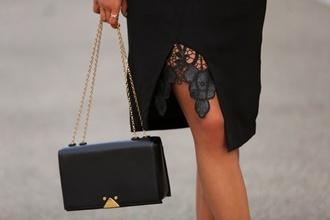 lace dress little black dress crochet maxi dress crochet dress