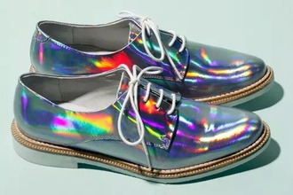 shoes reflective shoes oxfords