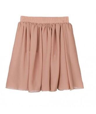 skirt chiffon chiffon skirt