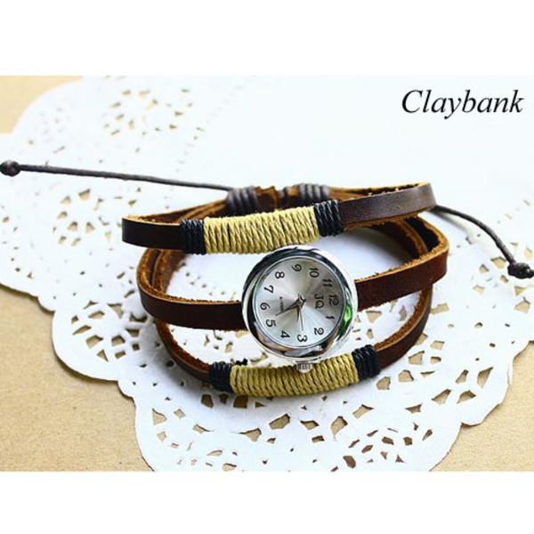 jewels jewelry bracelets watch handmade watch handmade leather jewelry