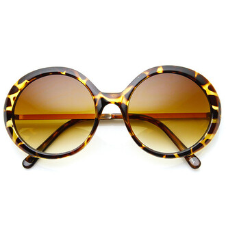 sunglasses eyewear flyjane round sunglasses