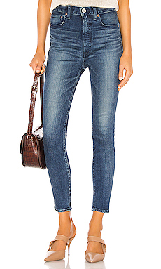 Moussy Vintage Willows Rebirth Skinny in Blue from Revolve.com