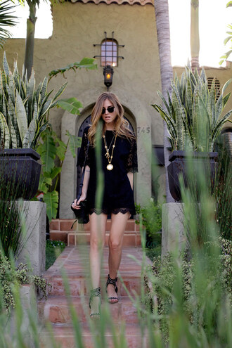 the blonde salad shoes dress jewels bag sunglasses shorts