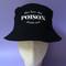 Poison bucket hat