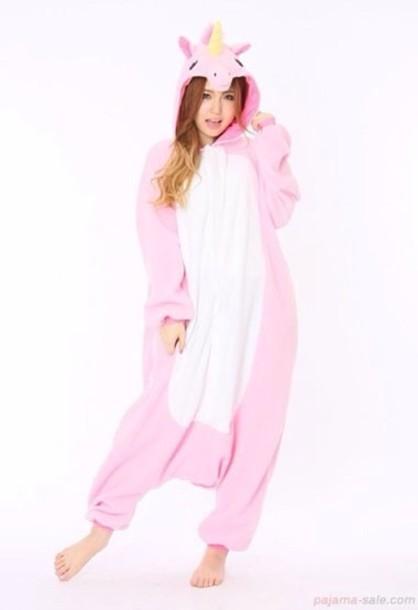 kigurumi animal onesies pink unicorn onesies onesie unicorn jumpsuit unicornonesie
