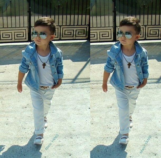Cute Stylish Baby Boy Clothes