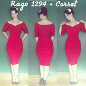 dress,tight,pink,bodycon,wiggle,wiggle dress,fuchsia,off the shoulder