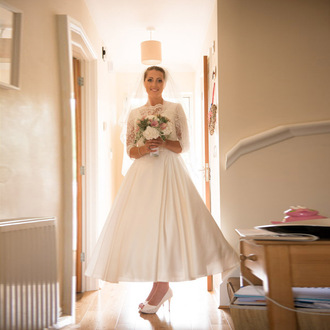 dress wedding dress bridal gown wedding short wedding dress short dress bride dresses tea length dresses