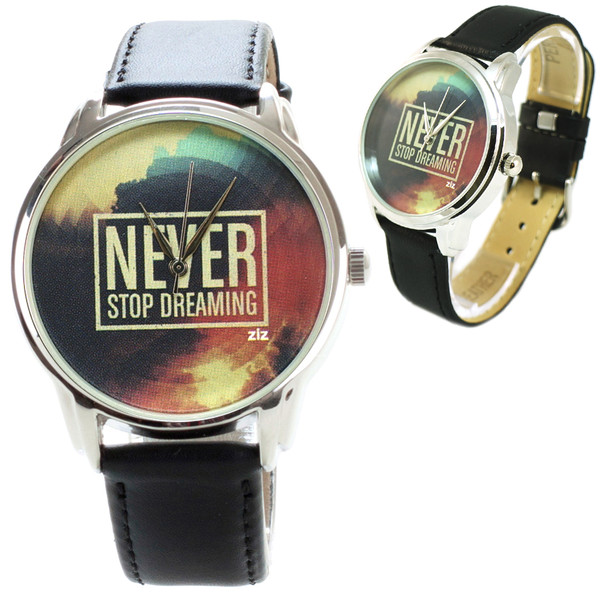 jewels watch watch ziziztime ziz watch never stop dreaming never stop dreaming watch