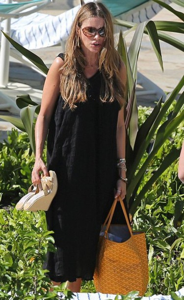 bag summer outfits dress sofia vergara