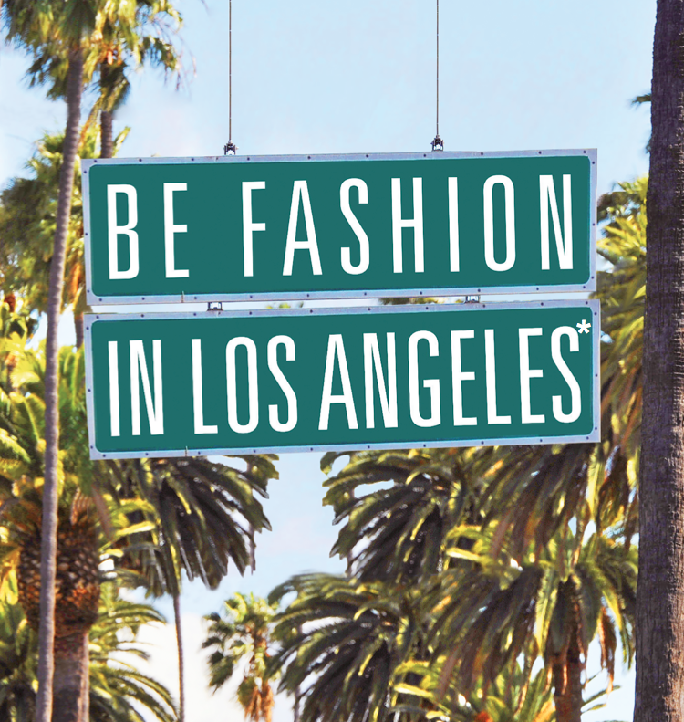 Jeu Concours avec San Marina : BE FASHION IN LOS ANGELES