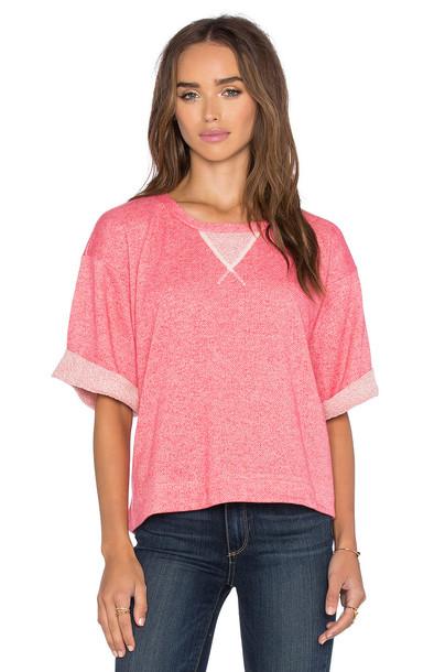Kain sweatshirt pink
