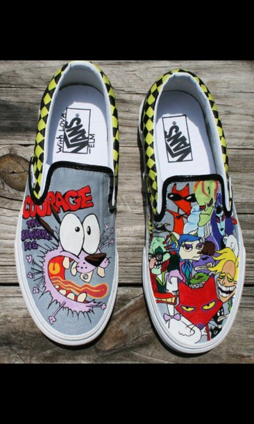 shoes vans printed vans home accessory