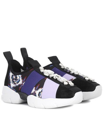 embellished sneakers shoes