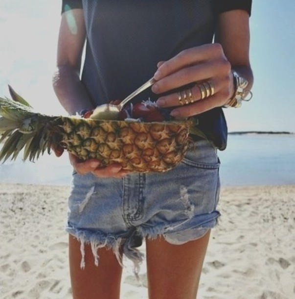 shorts jeans High waisted shorts