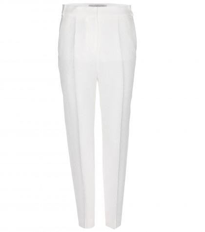 mytheresa.com -  Jacquard straight-leg trousers  - Straight - Trousers - Clothing - Luxury Fashion for Women / Designer clothing, shoes, bags