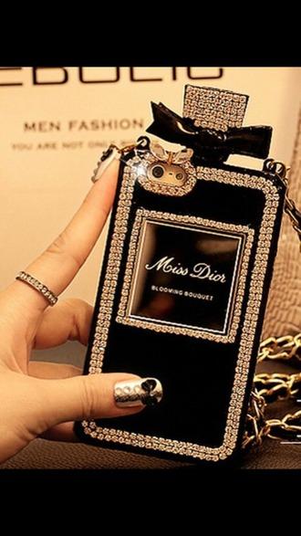 phone cover miss dior dior iphone cover iphone case iphone 7 plus case diamonds luxury parfume