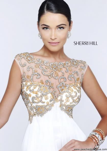 Sherri Hill Prom Dress 11108 at Peaches Boutique