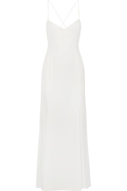 Rime Arodaky gown white dress