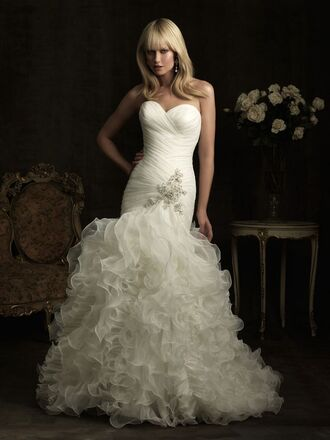 dress allure wedding dress wedding dress sweetheart wedding dress