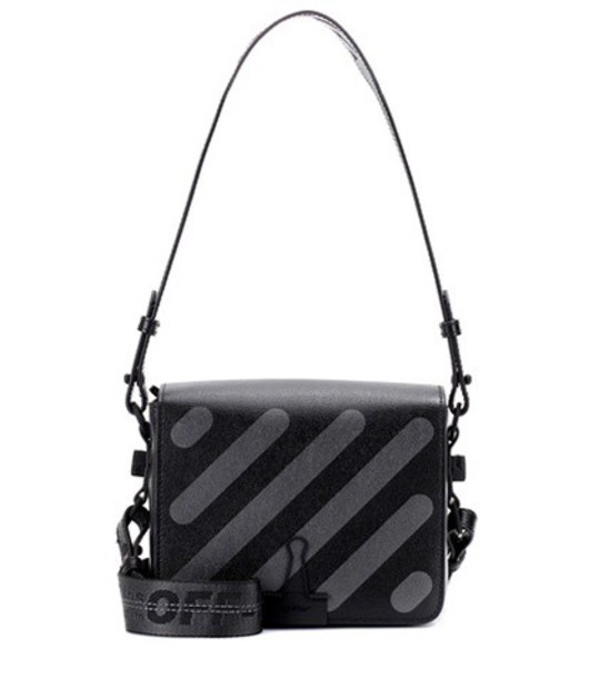 Off-White bag shoulder bag leather black
