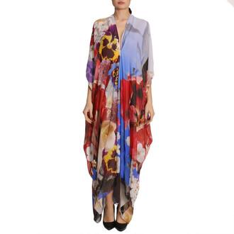 dress women multicolor