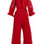 Garden of Babylon cutwork-embroidered jumpsuit