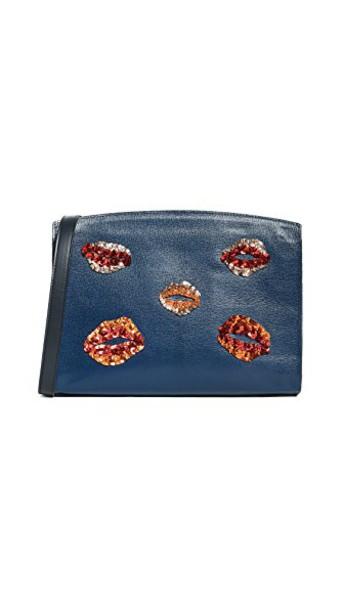 Lizzie Fortunato bag shoulder bag lips