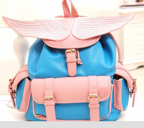 Fashion4you | Angel's Wing Backpack | Online Store Powered by Storenvy