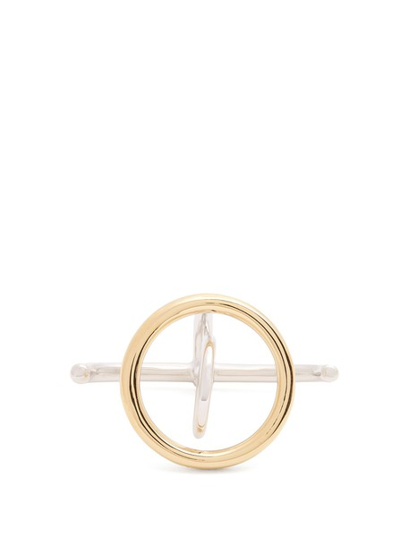 Charlotte Chesnais ring gold silver jewels