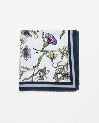 scarf floral bandana