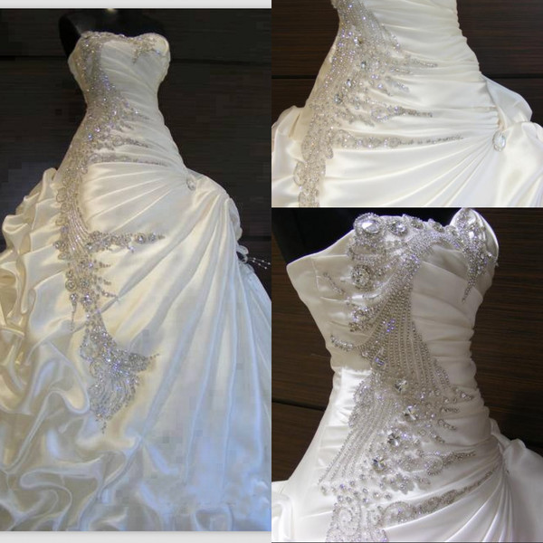 skirt wedding dress