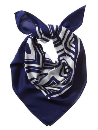 scarf silk scarf banana republic