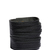 Mint Wide Leather Strip Armband black preiswert kaufen