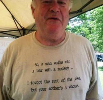 t-shirt shirt joke lol tee jokes graphic