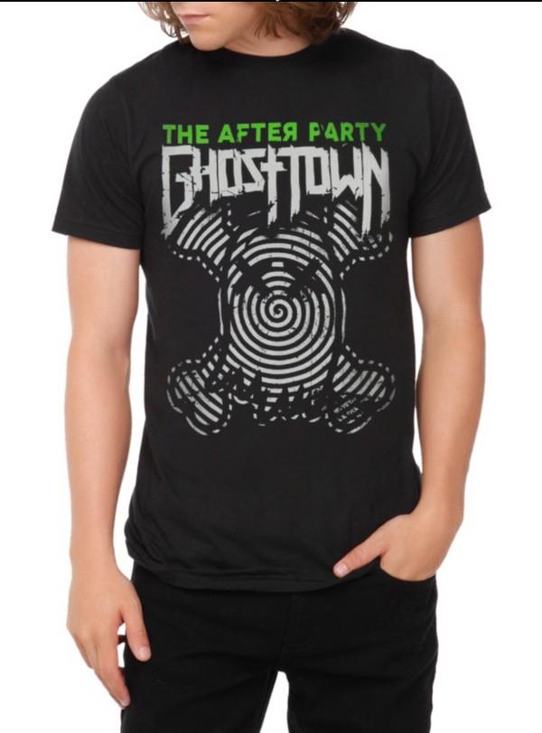 Amazoncom ghost band t shirts
