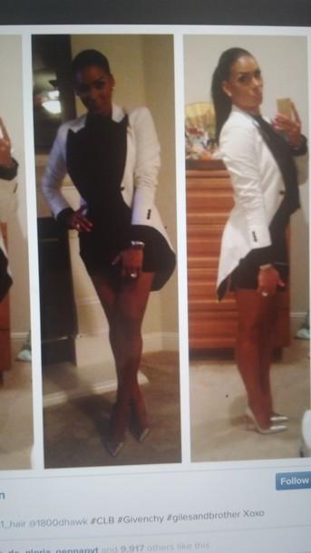 blouse coat dress