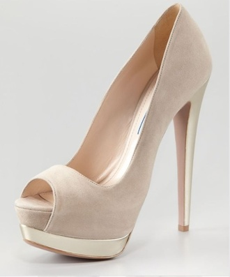 shoes nude shoes